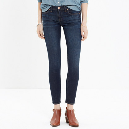 Skinny Skinny Crop Jeans in Midnight Haze : skinny skinny crop ...