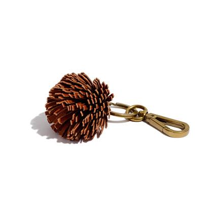 Pom-Pom Key Chain