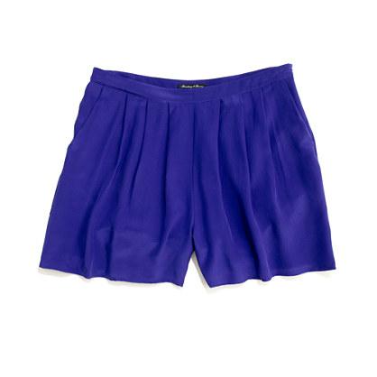 Silk Tap Shorts