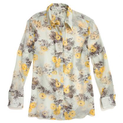 Silk Flowerveil Top