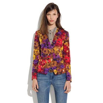 Floral Charade Jacket