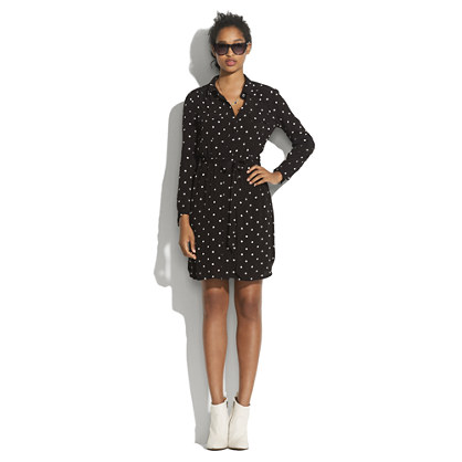 Artdot Novelist Shirtdress