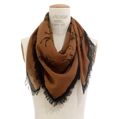 Horseplay Scarf