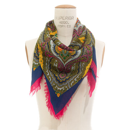 Paisley Hill Scarf