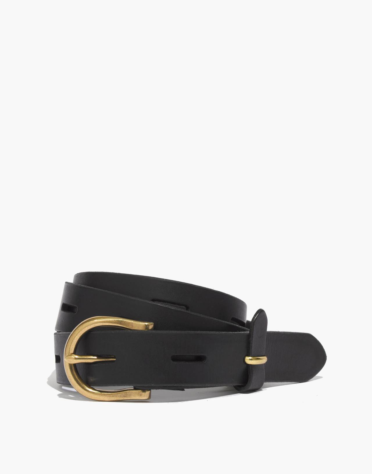 Backcountry Belt in true black image 1