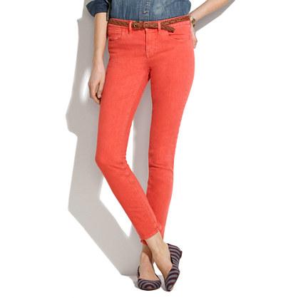 Skinny Skinny Ankle Jeans in Ground Paprika