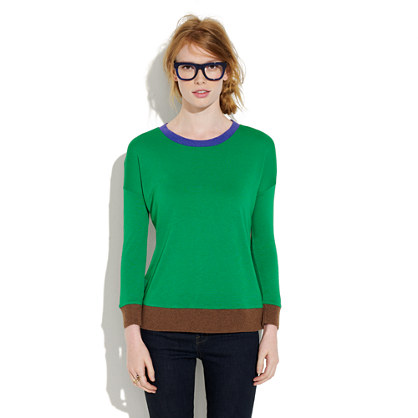 Consonant Colorblock Sweater