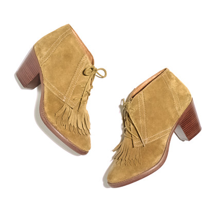 The Sandstorm Fringe Boot