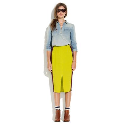 Midline Skirt in Colortread