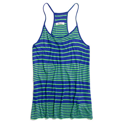 Soft Cami Tank in Stripe