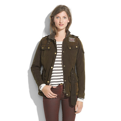 Barbour® International Heritage Moto Jacket