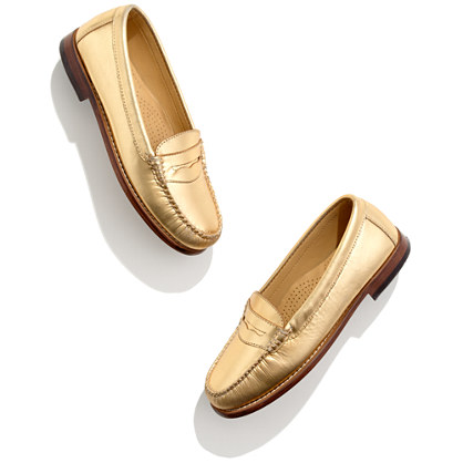 G.H. Bass® & Company Gold Weejuns