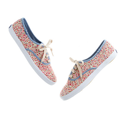 Keds® Champion Calico Sneakers