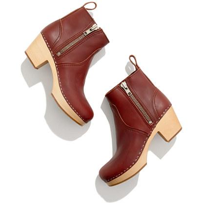 Swedish Hasbeens® 877 Zip It Emy Boots