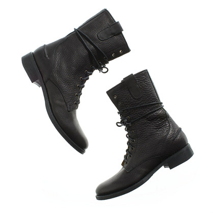 The Workwear Biker Boot