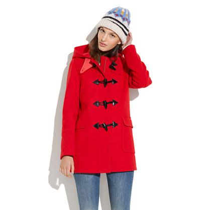 Toggle Coat : coats | Madewell