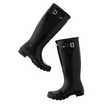 Hunter® High-Gloss Wellies