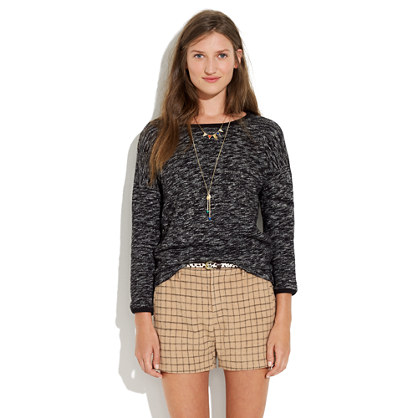 Wool Switchboard Shorts