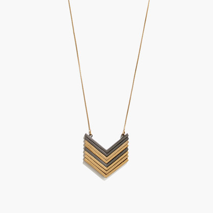 Arrowstack Necklace
