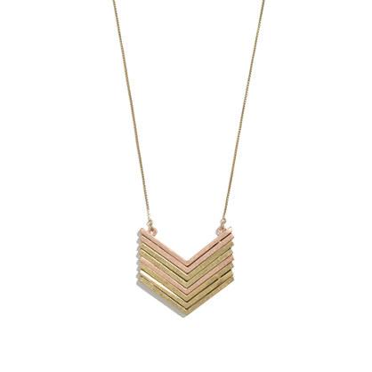 Arrowstack Necklace