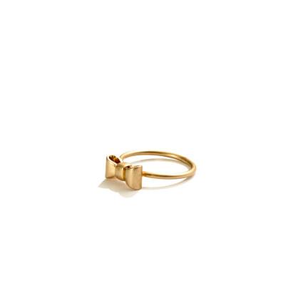 Mini-Bow Ring