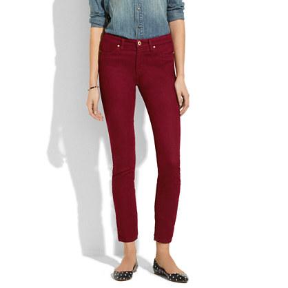 BLANKNYC] Skinny Color Jeans : skinny jeans | Madewell