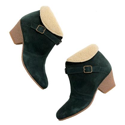 Sess�n™ Eska Sherpa Ankle Boots