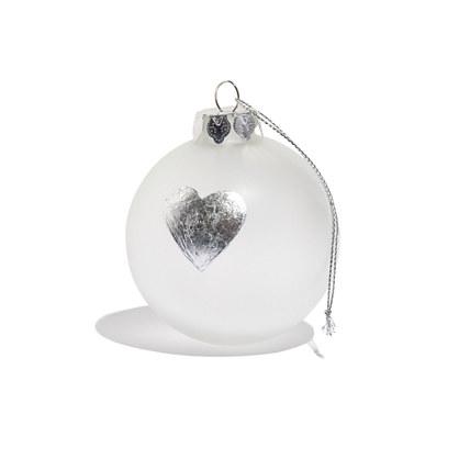 Cody Foster Glitter Silhouette Ornament