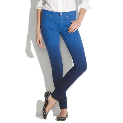 Skinny Skinny Colorfade Jeans