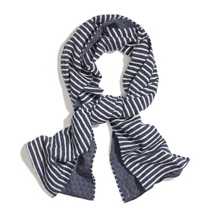 The Hill-side® Diamond-Quilted Scarf