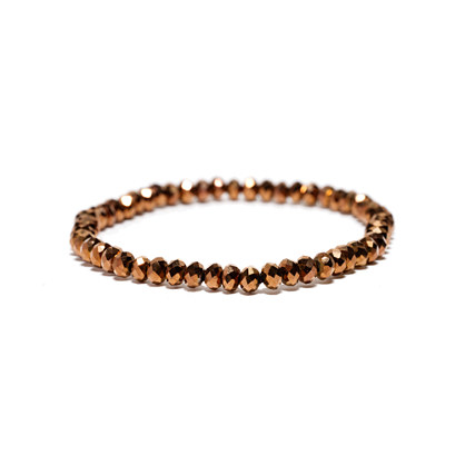 Cara Accessories™ Jewel Bead Stretch Bracelet
