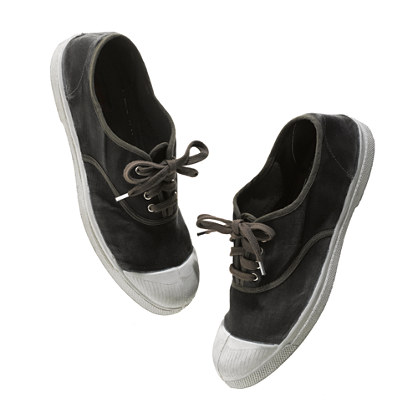 Bensimon® Vintage Lace-Up Sneakers