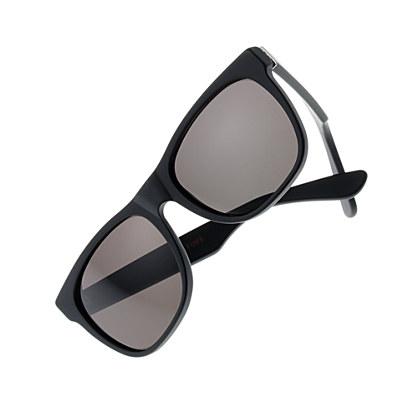 Super™ Basic Black Sunglasses
