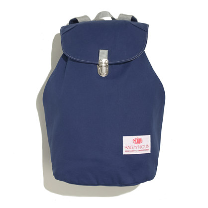 BAG'n'NOUN® Canvas Knapsack