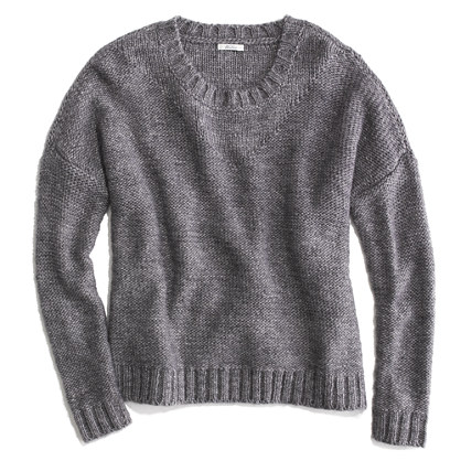 Soft-Stitch Sweater