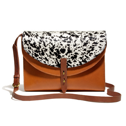 The Essex Bag in Calf Hair