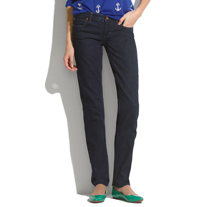 cheapest limited guantity quality products Madewell - Rail Straight Jeans in Madewell Wash customer reviews ...