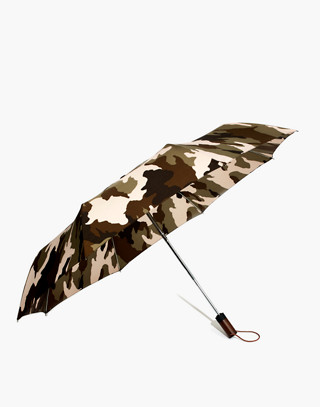 Rainy-Day Umbrella in camo image 1