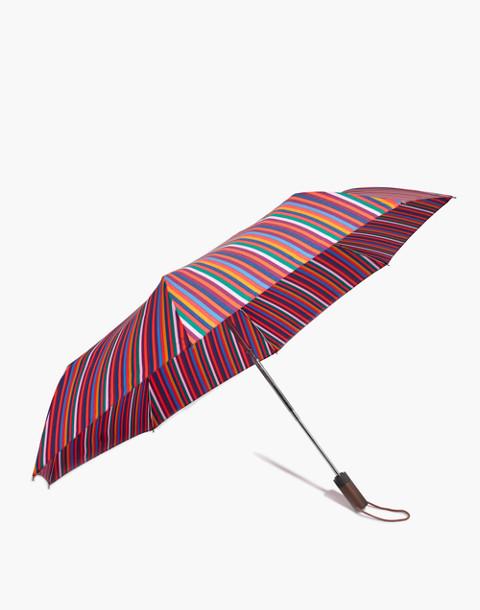 Rainy-Day Umbrella in light petunia multi image 1