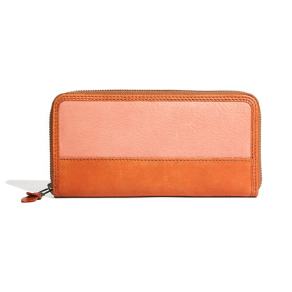 The Continental Zip Wallet