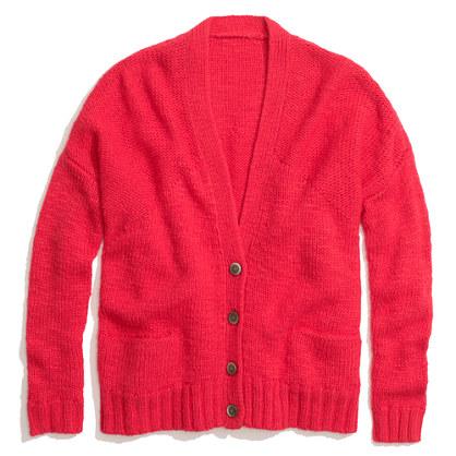 Stitched Cardigan