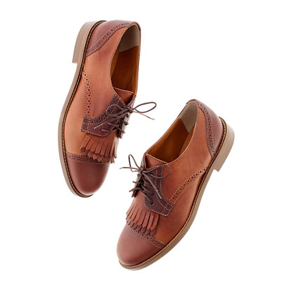 The Aberdeen Two-Tone Oxford