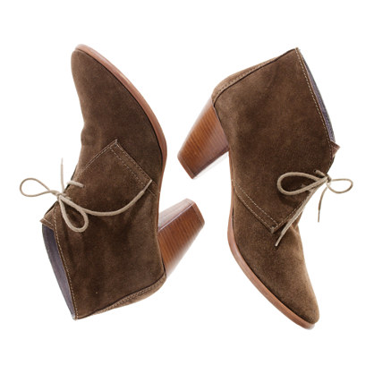 The Suede Sandstorm Boot