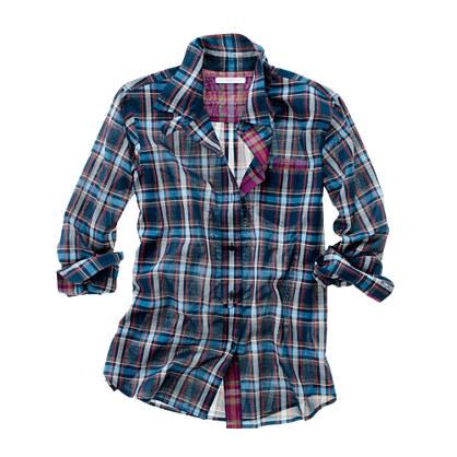 Plaid Bethnal Shirt