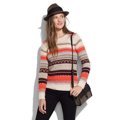 Knitstripe Sweater