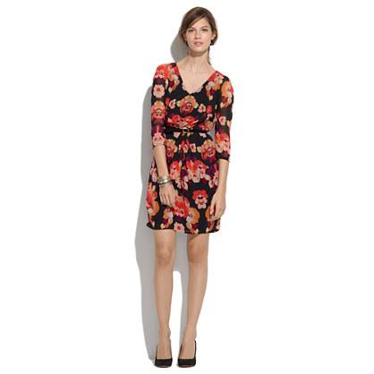 Mirrorflower Dress