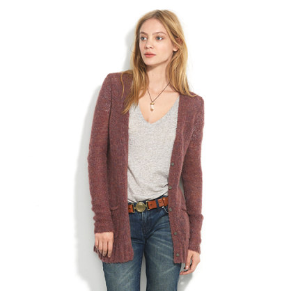 Weekend Mohair Cardigan