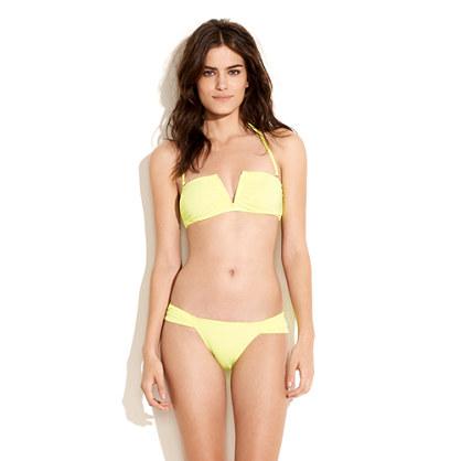 Mara Hoffman® Neon Bikini Top
