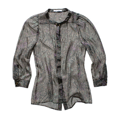 Fall Forest Romance Blouse