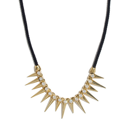 Noir® Multi-Spike Necklace